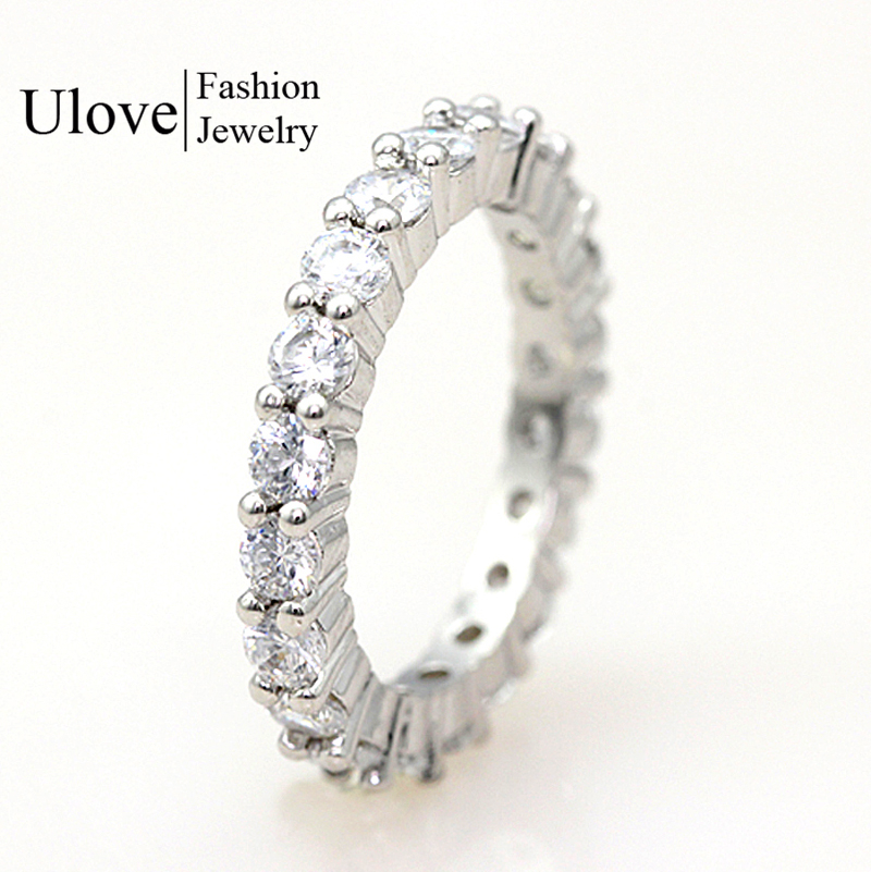 emerald solid cut band product rings simulated set nscd cushion carat radiant pcs diamond silver sona ring