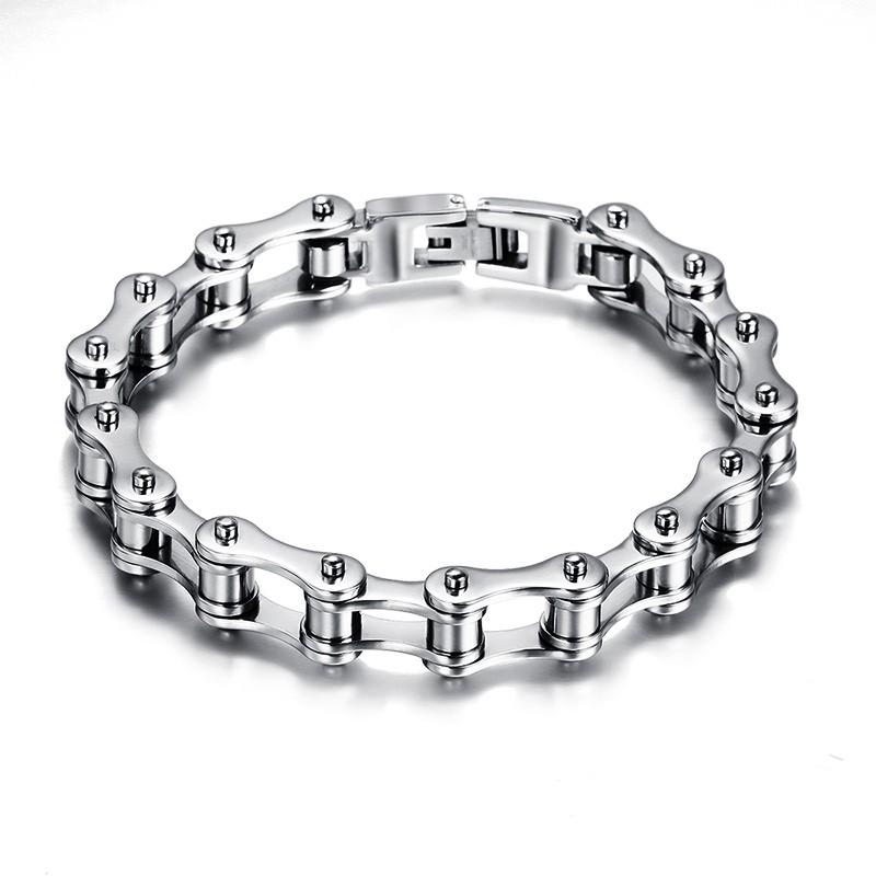 Fashion Stainless Steel Bracelet Men