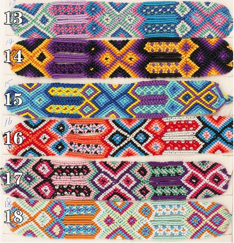 Handmade Woven Rope String